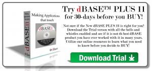 dBASE PLUS 11.3 Trial