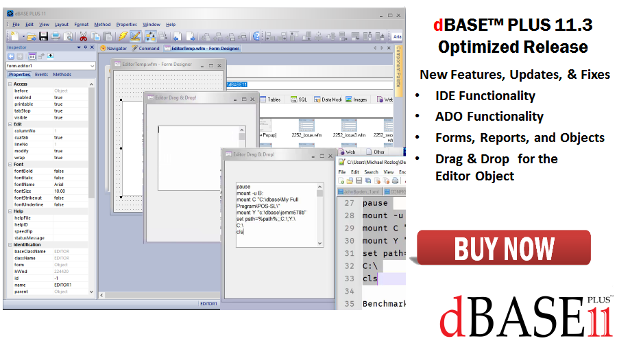 dBASE PLUS 11_3_ HomePage