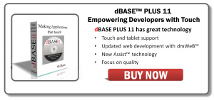 dBASE PLUS 11.3 Buy NOW