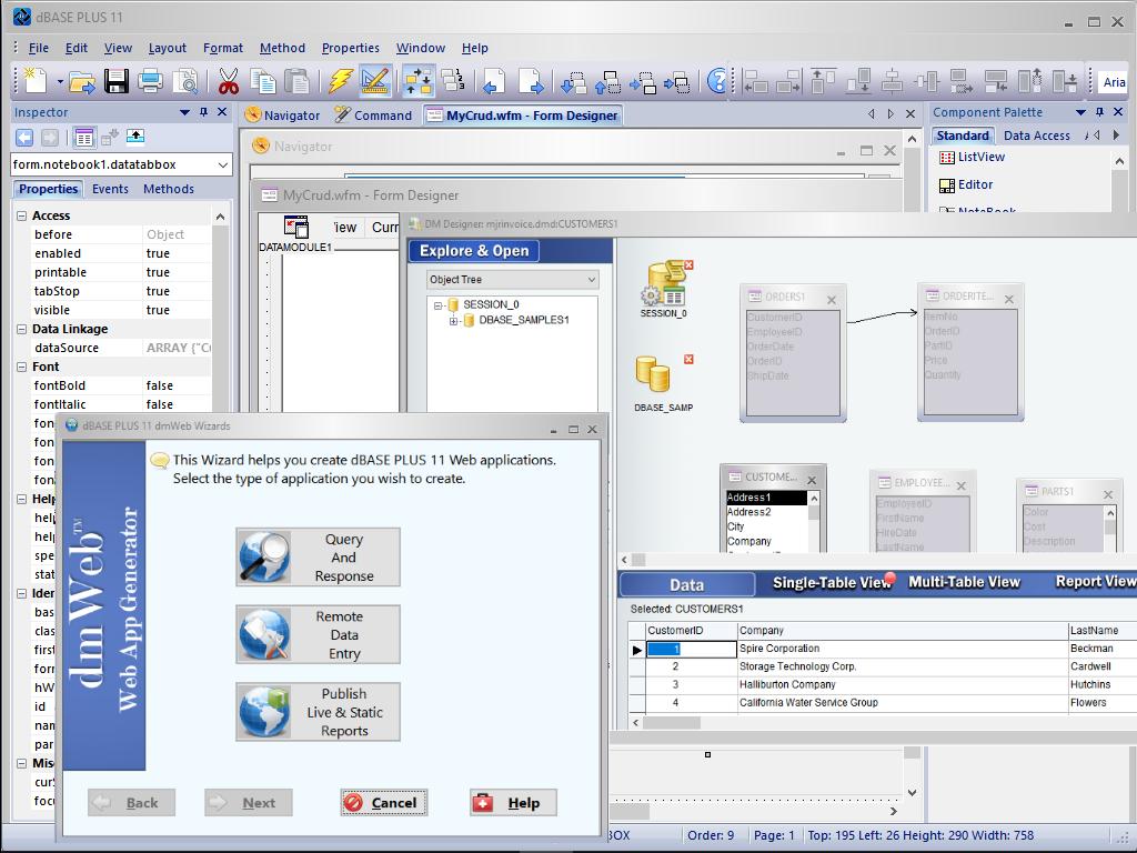 友環公司-dBASE 資料庫管理軟體資料庫開發管理