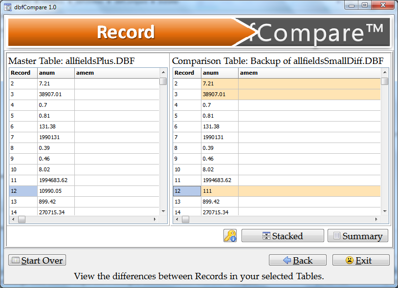 dbfUtilities – dBase, LLC
